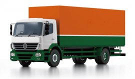 物流货运车GPS/北斗定位监控解决方案