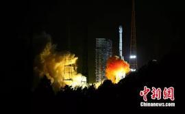 """重磅!""""一箭双星""""成功发射,中国北斗再启程"""